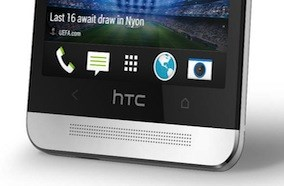 Loa BoomSound của HTC One
