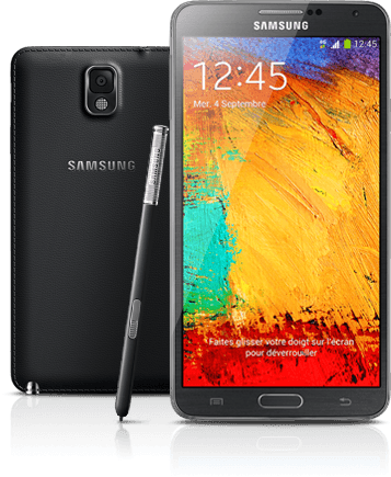 Điện thoại Samsung Galaxy Note 3