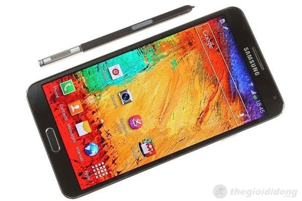 Samsung Galaxy Note 3, một điểm sáng trong thế giới di động