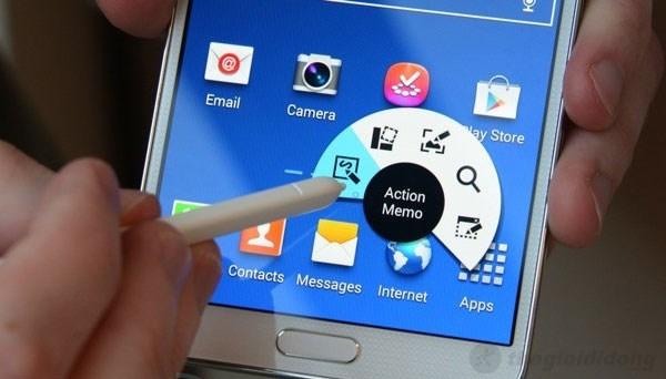 5 tính năng thú vị của S Pen trên Note 3