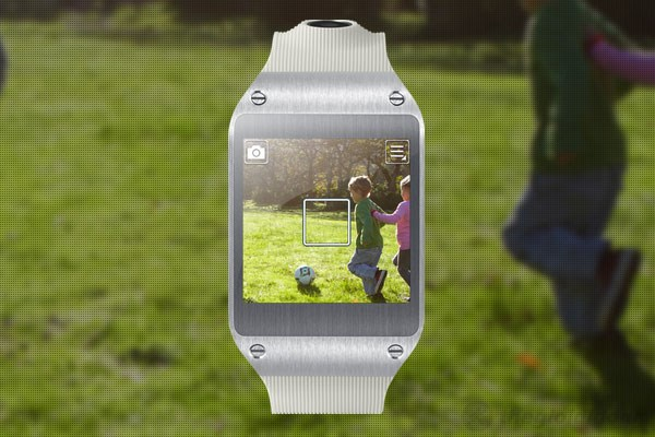 Samsung Gear sở hữu camera 1.9MP