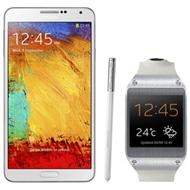 Bộ Samsung Galaxy Note 3 và Gear