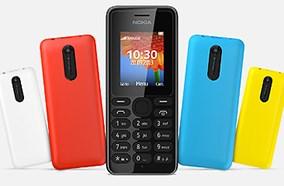 2 sim Nokia 108