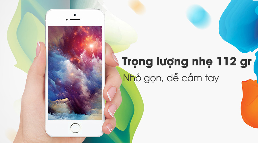 Iphone 5s 32g - quốc tế - gold loại c - 97 - 7