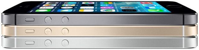 Iphone 5s 32g - quốc tế - gold loại c - 97 - 1