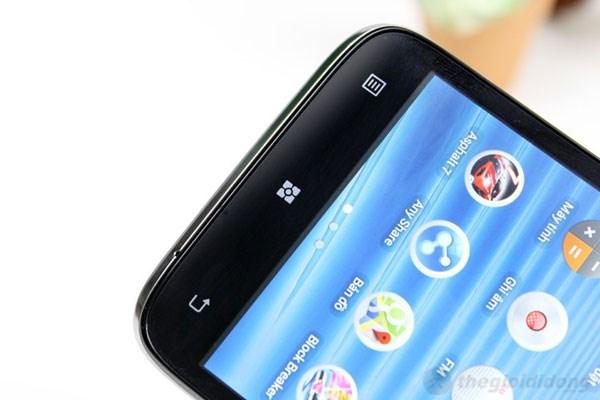 Hệ điều hành Android 4.2 Jelly Bean trên Lenovo A850