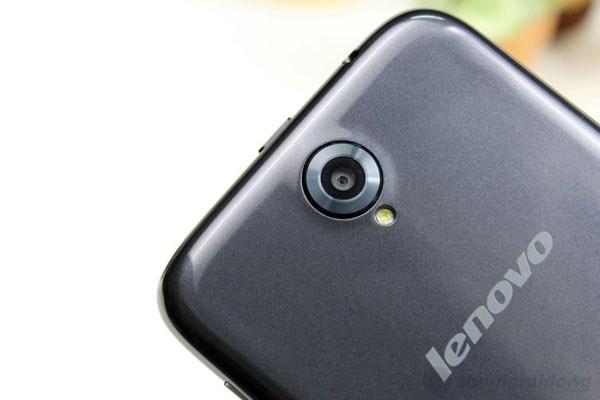 Máy ảnh sau của Lenovo A850 chỉ có 5MP