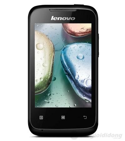 Lenovo A269i hoạt động mượt trên nền HĐH Android 2.3