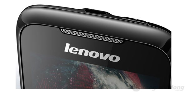 Lenovo A269i hỗ trợ hai sim hai sóng rất thuận tiện