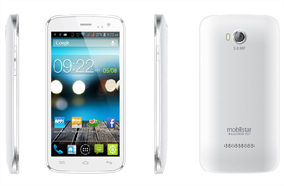 Thiết kế của Mobiistar Touch Bean 452T