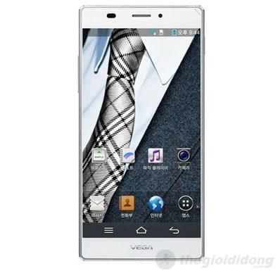 Sky A870 với công nghệ màn hình in-cell 5 inch sắc nét