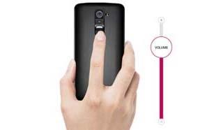 Thiết kế của LG G2