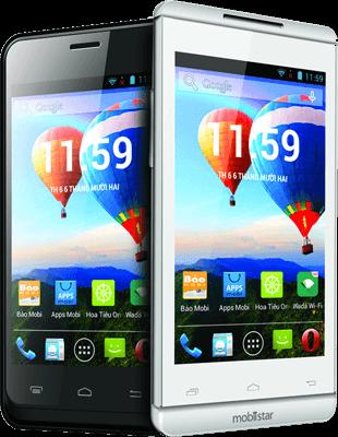Điện thoại Mobiistar Touch Bean 402M