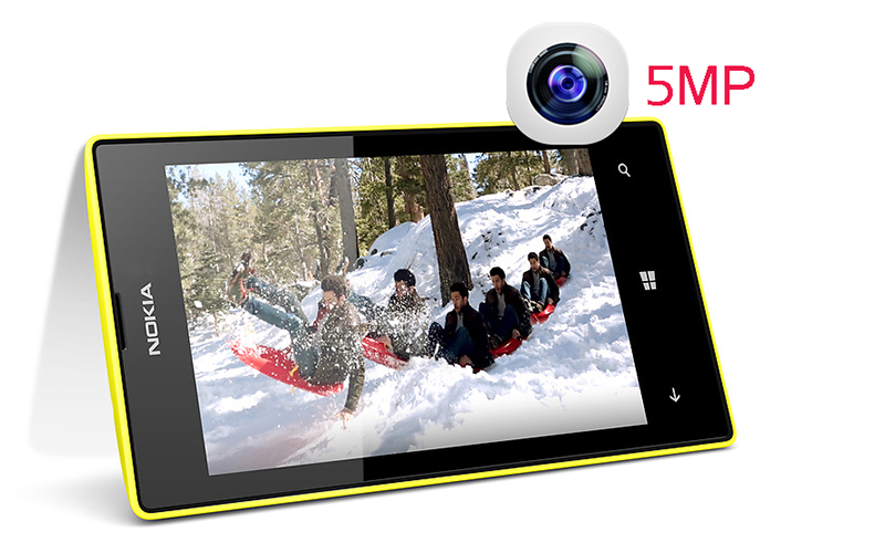Máy ảnh 5MP tự động lấy nét