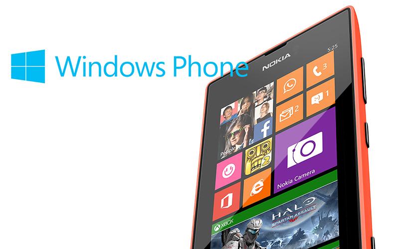 Hệ điều hành Windows Phone 8, bộ nhớ trong 8GB  với 7GB dung lượng free Sky Drive