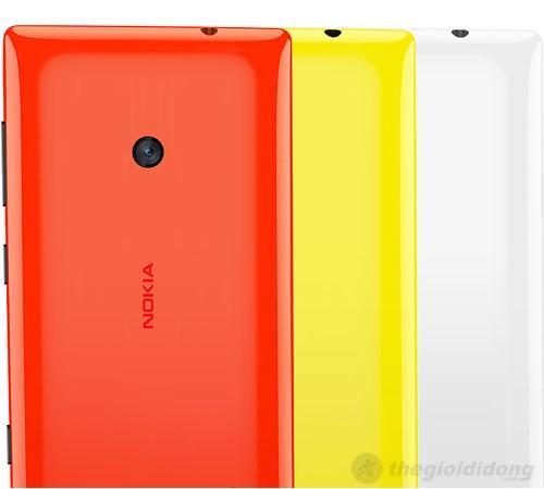 Lumia 525 bóng bẩy, cá tính