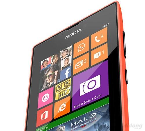 Lumia 525 với Windows Phone 8 ổn định, mượt mà