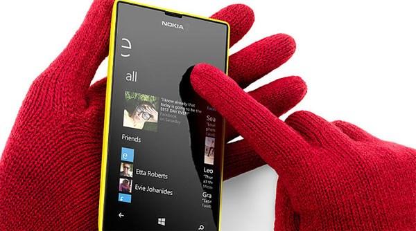 Cảm ứng siêu nhạy của Lumia 525