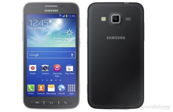 Samsung Galaxy Core Advance với thiết kế tinh tế, bầu bĩnh