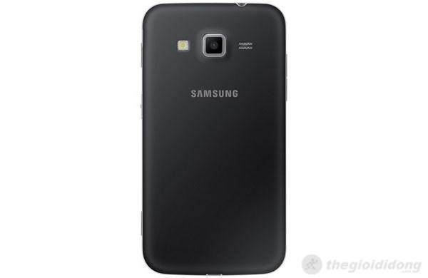 Camera sau của Galaxy Core Advance 5MP