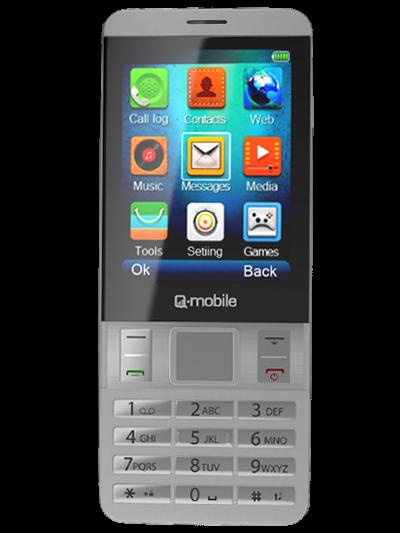 Điện thoại Q-Mobile C500