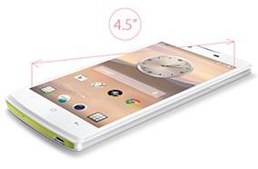Thiết kế và màn hình của Oppo Neo R831