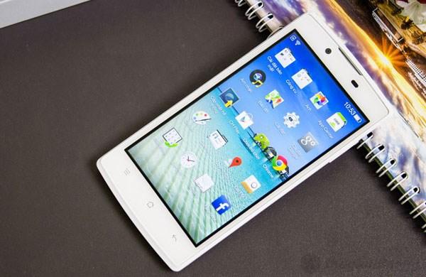 Oppo Neo R831 màn hình IPS LCD