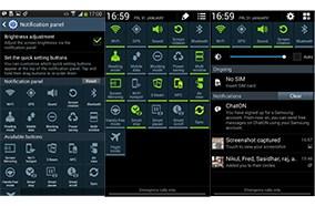 Hệ điều hành Samsung Galaxy Note 3 Neo
