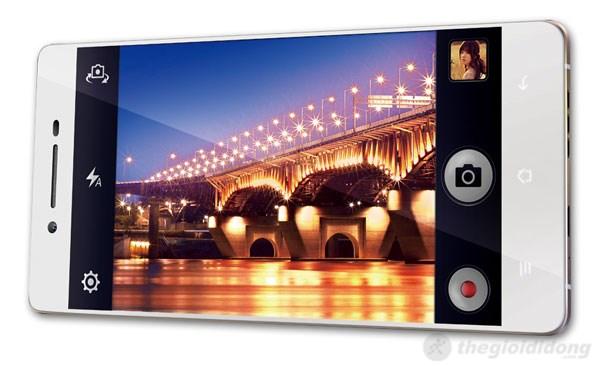 Oppo R1 Camera