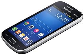 Thiết kế của Samsung Galaxy Trend Lite S7392
