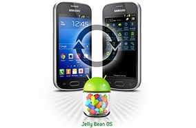 Samsung Galaxy Trend Lite S7392 chạy android 4.1