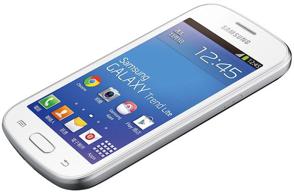 Galaxy Trend Lite Android 4.1.2 Jelly Bean