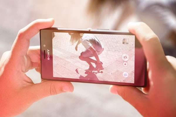 Sony Xperia M2 với camera 8MP Exmor RS