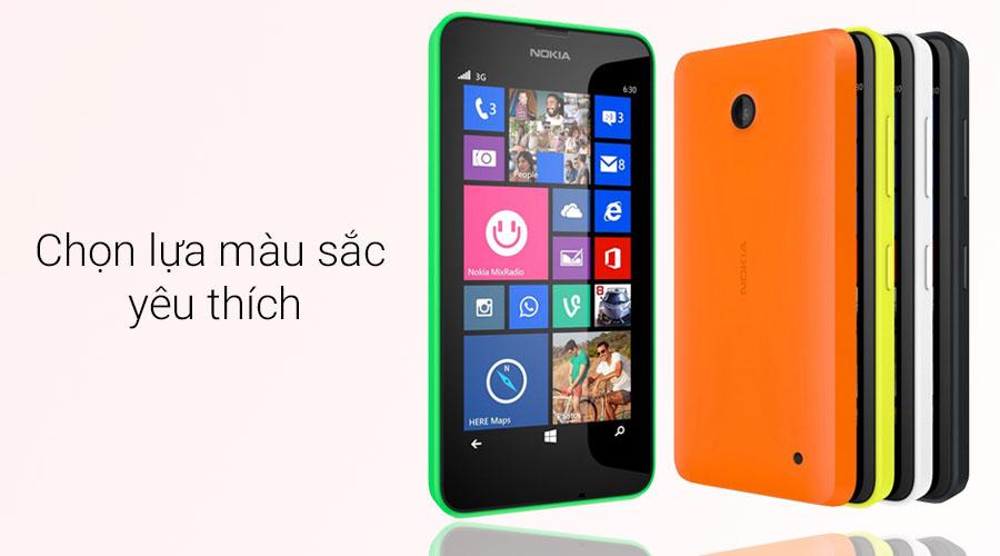 foto nokia lumia 630