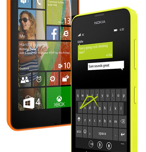 Nokia Lumia 630 Windows Phone 8.1