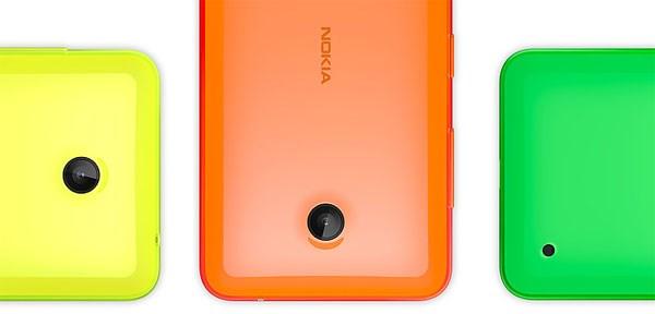 Nokia Lumia 630 Camera 5MP và không Flash LED