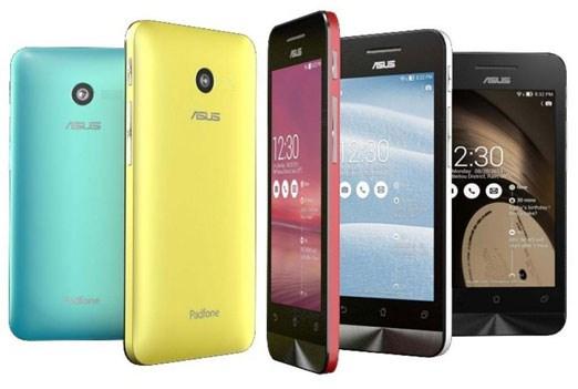 ASUS Zenfone 4 smartphone giá rẻ