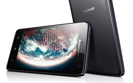 Lenovo S660 smartphone giá rẻ