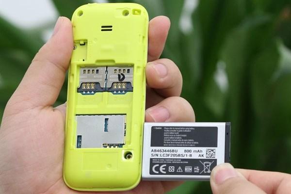 Samsung Guru Music 2 Duos Sm B310e Dual Sim Fm Music Player