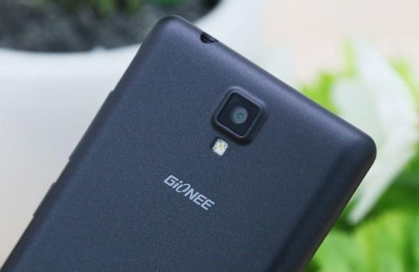 Gionee Pioneer P4 chip lõi tứ 1.3GHz và 2 camera