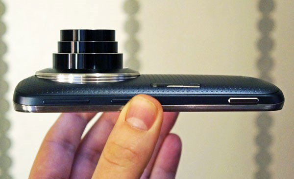 Samsung Galaxy K Zoom 10x optical zoom