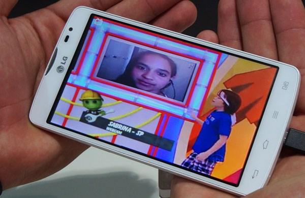 LG L80 màn hình ips 5inch