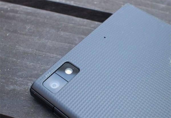 BlackBerry Z3 camera 5mp