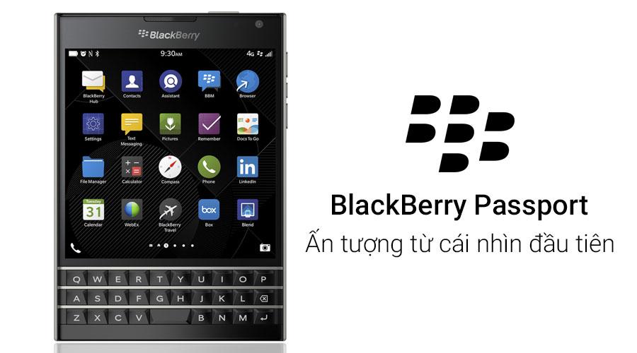 BlackBerry Passport | Thegioididong com | thegioididong com