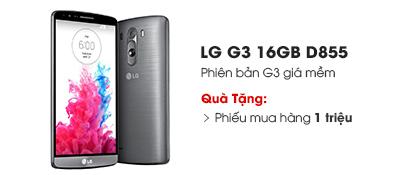 Điện thoại di động LG G3 D855 16GB