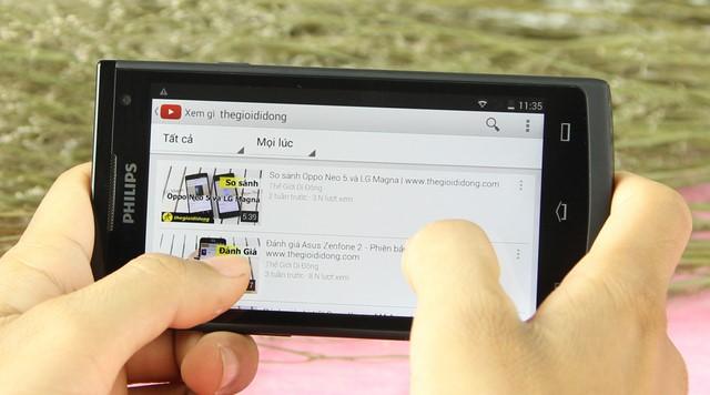 Phần cứng chạy ổn định cho phép bạn thỏa sức lướt web hoặc lên youtube….