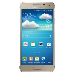 Điện thoại Samsung Galaxy Alpha