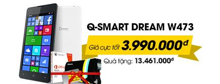 Q-Smart Dream W473
