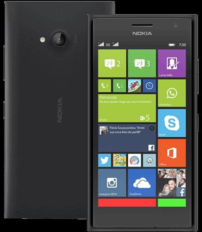 Thay màn hình, thay mặt kính Nokia Lumia 730