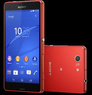 Điện thoại Sony Xperia Z3 Compact